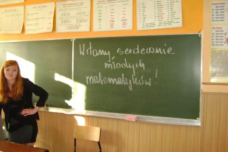 IV Ogólnopolski Drużynowy Konkurs Matematyczny
